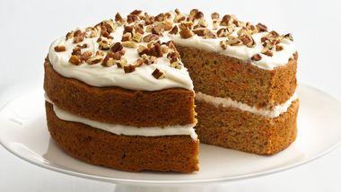 Skinny Carrot Cake