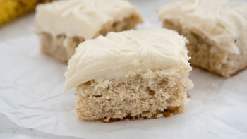 Banana Bread Cookie Bars