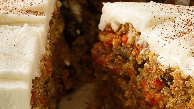 Betty Crocker Gluten Free Carrot Cake Recipe