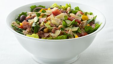 Skinny Italian Chopped Salad