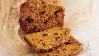 Praline Pumpkin Date Bread