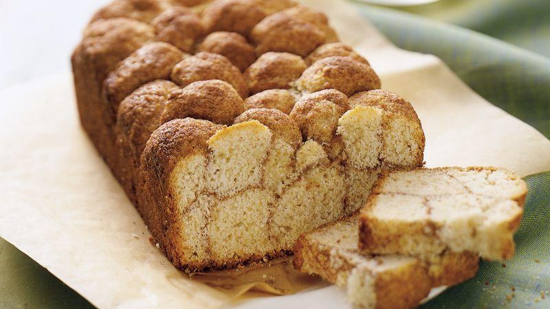 Cinnamon Bubble Loaf