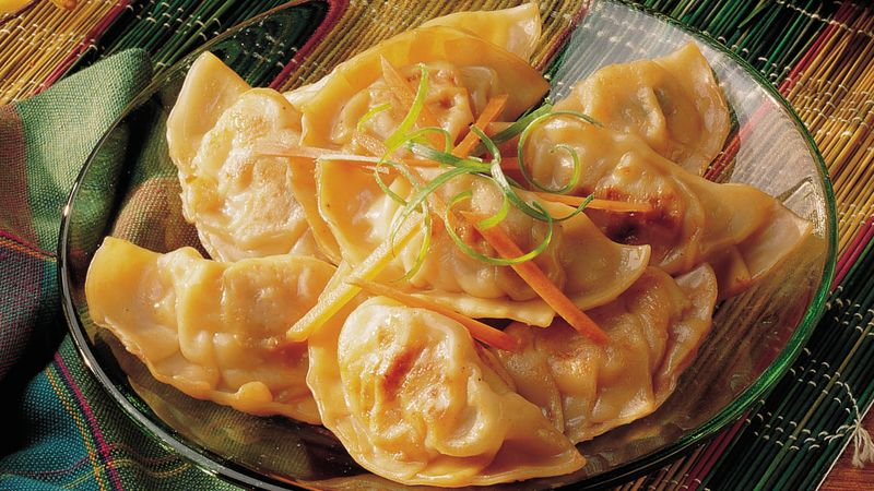 Chicken Pot Stickers