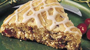 Cranberry-Maple Nut Scones