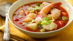Tilapia Fish Stew