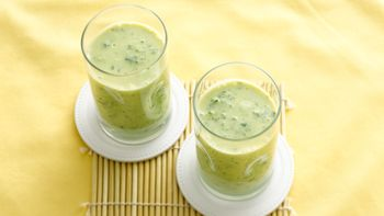 Gluten-Free Asian Kale Smoothie