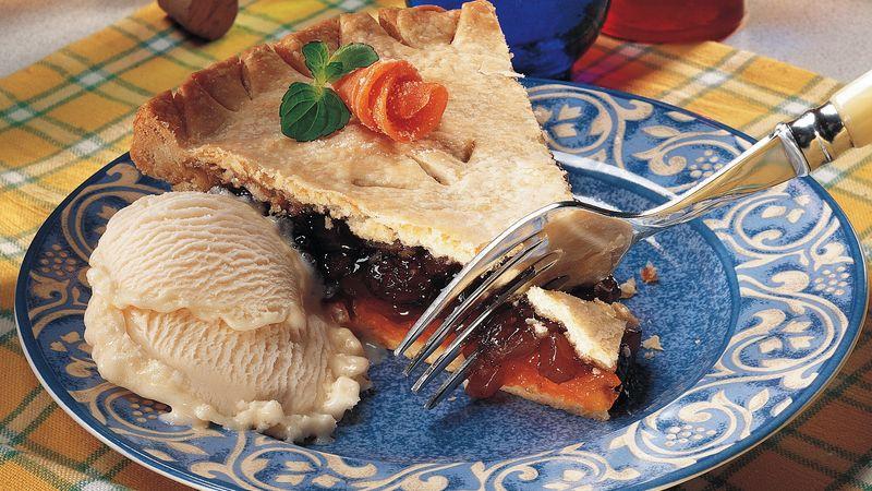 Apricot-Mince Pie