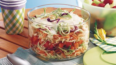 Seven-Layer Slaw