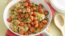 Pollo Mediterráneo Fácil