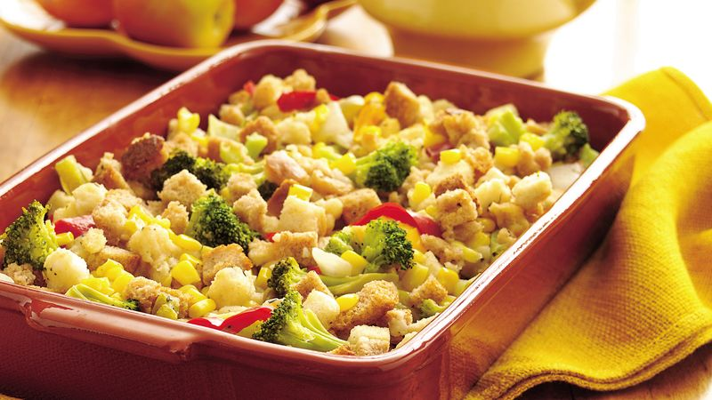 Easy Vegetable Stuffing