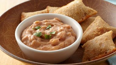 Salsa-Bean Dip for Pizza Rolls®