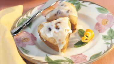 Fresh Lemon-Blueberry Scones