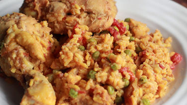 Cuban Arroz Con Pollo