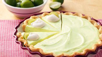 Key Lime Cheesecake Pie