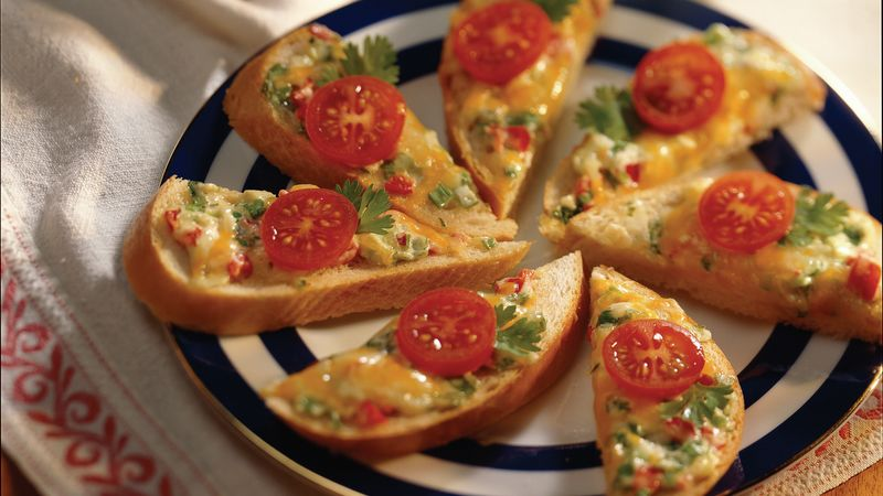 Southwest Cheese Bread