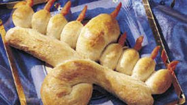 Menorah Bread