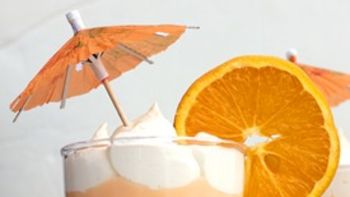 Orange Creamsicle Cups