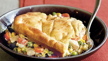 Crescent Chicken Pot Pie