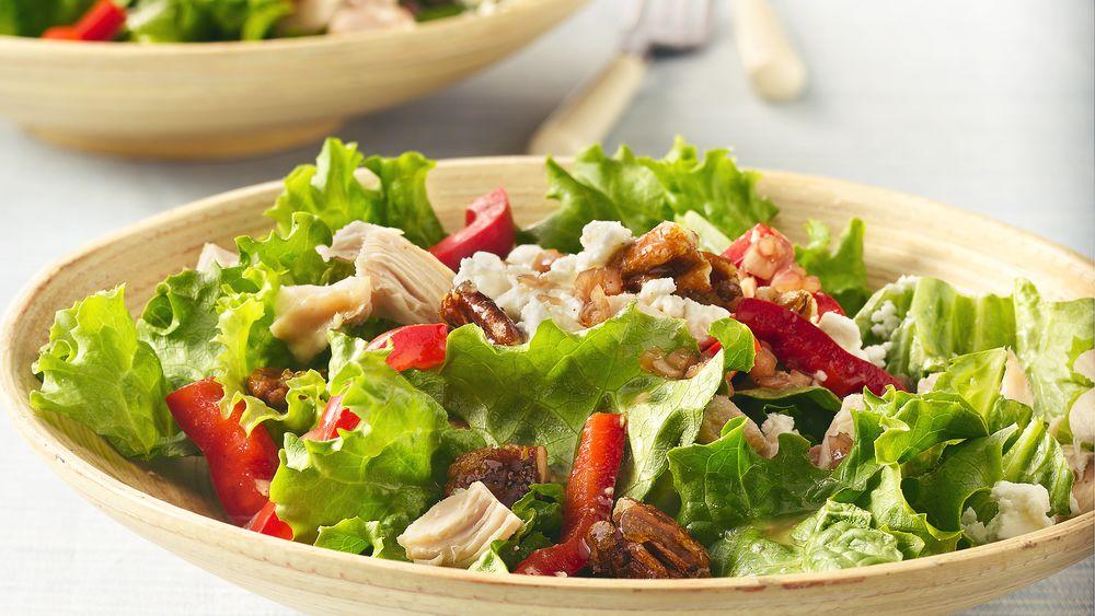 Chicken Salad with Vinaigrette