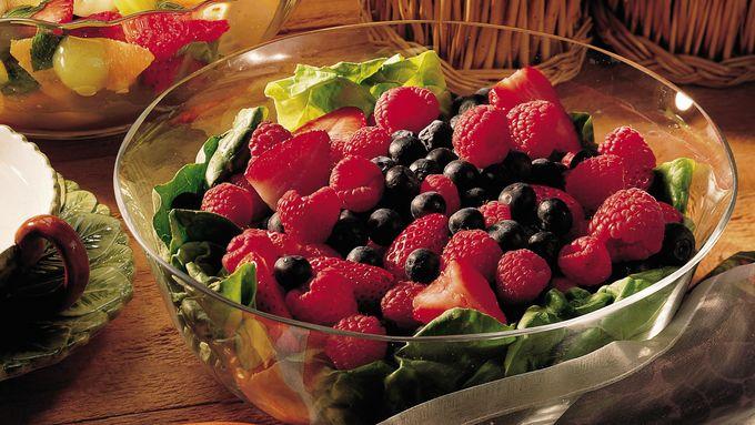 Mixed-Berry Salad