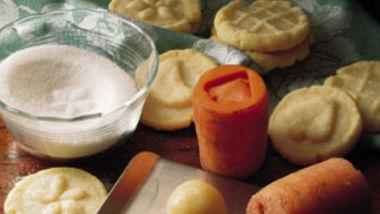 Lemon Decorator Cookies