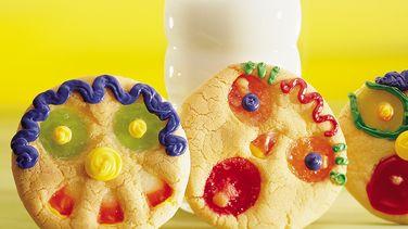Crazy Cookie Creatures
