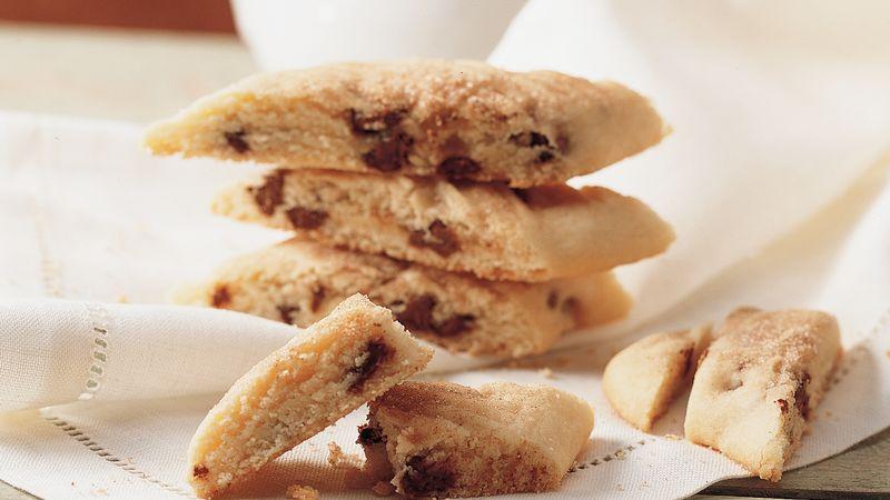 Cinnamon Chocolate Strips