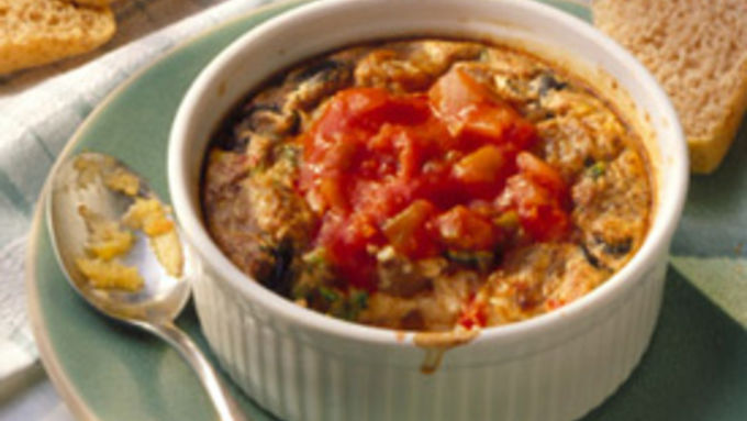 Southwestern Cornmeal Cakes Recipe