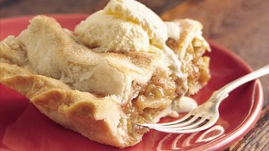 Sugar-Kissed Apple Pie