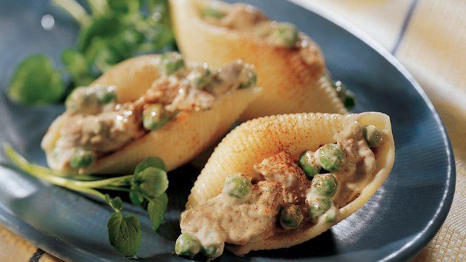 Stuffed Tuna Shells