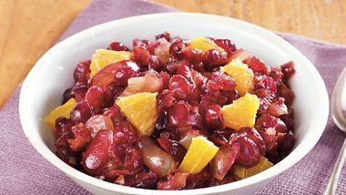 Cranberry Grape Relish
