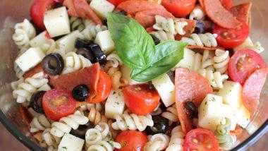Pizza Pasta Salad
