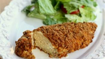 Fiber One™ Parmesan Crusted Chicken