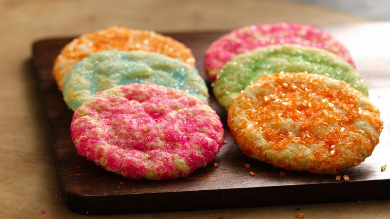 Gluten-Free Cake Mix Sugar Cookies recipe from Betty Crocker
