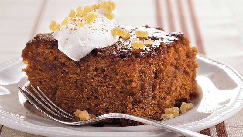 Pumpkin Crumble Cake
