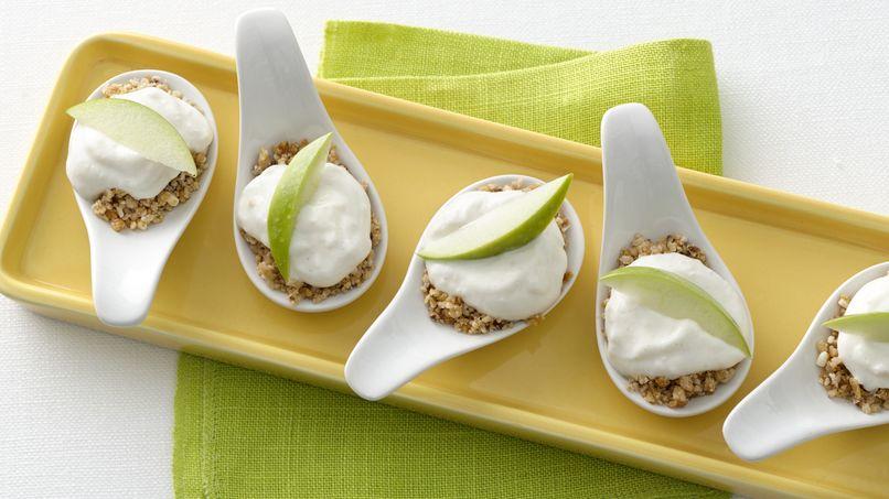 Receta de cucharadas de postre de yogur que rica vida for Postres de cuchara