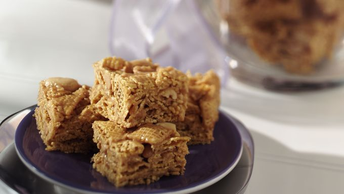 Peanutty Chex® Squares