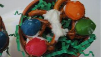 Pretzel and Gusher Butterfly