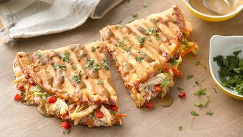 Banh Mi Pizza Panini