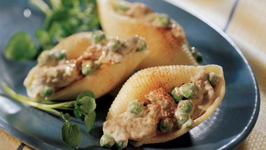 Stuffed Tuna Shells