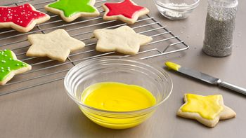 Easy Cookie Icing