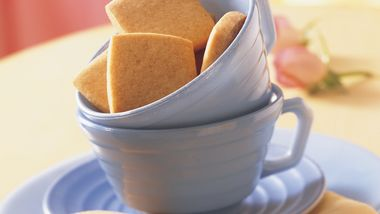 Butterscotch Shortbread