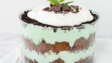 Grasshopper Trifle