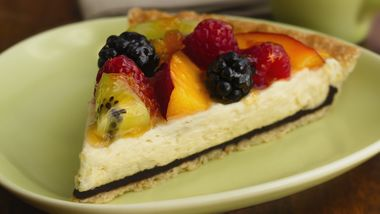 The Ultimate Fresh Fruit Tart