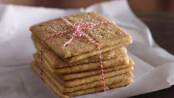 Graham Cracker Cookie Squares