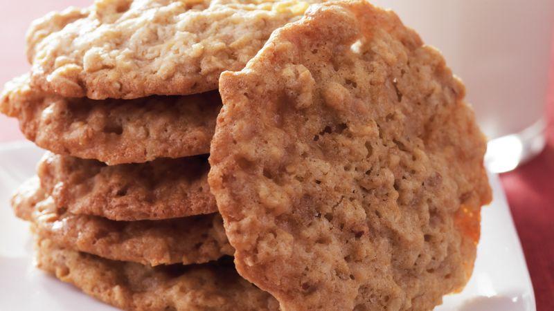 Oatmeal-Toffee Cookies