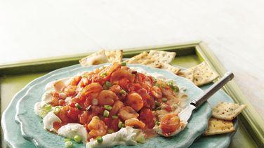 Shrimp-Salsa Dip