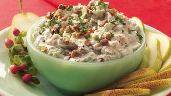 Gorgonzola and Toasted Walnut Spread
