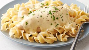 Slow-Cooker Cream Cheese Chicken
