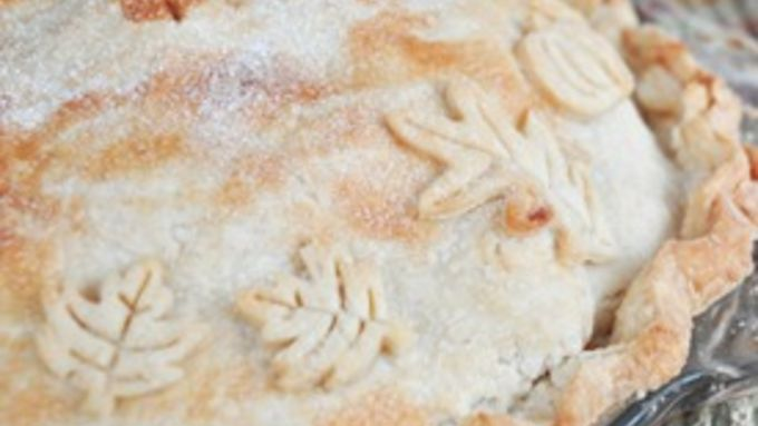 Old-Fashioned Pie Crust